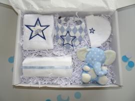 Geboorte giftbox Ster