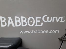 Babboe Curve sticker set