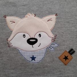 CHIZ-CHIC   Sweater Vos applicatie