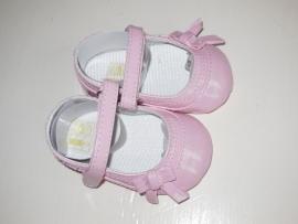 Roze baby ballerina