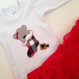 Shirt Kerstsok