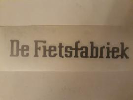 Fietsfabriek Classic sticker set