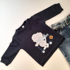 CHIZ-CHIC | Sweater Muis op de Step applicatie