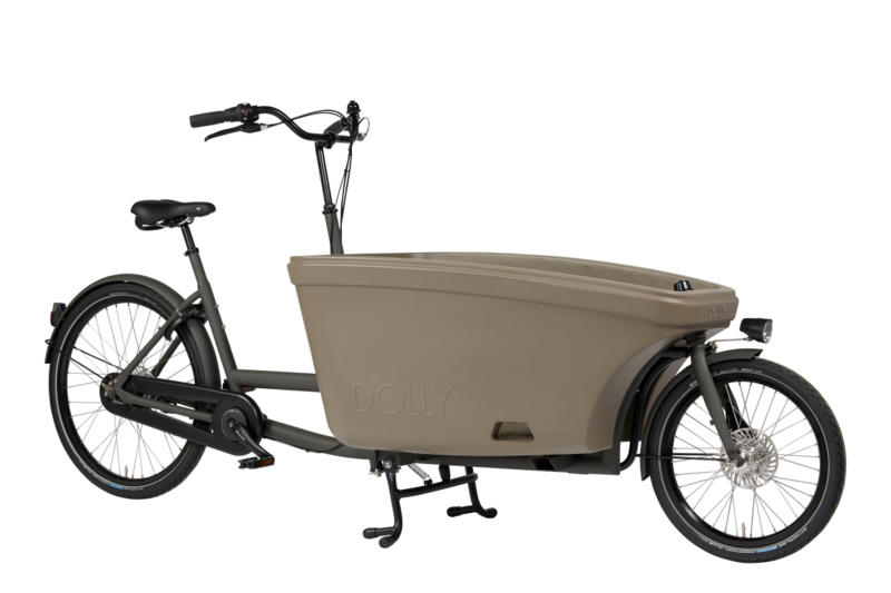 Dolly bakfiets ombouw