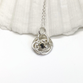 April ketting met Diamant