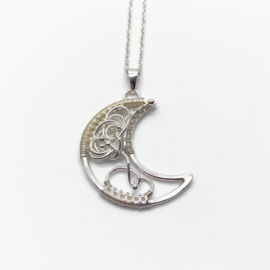 Love you to the moon and back ketting