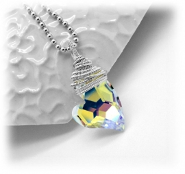 Swarovski hart kristal AB