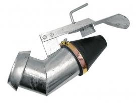 Mengmestverdeler Ø 108 - 159 mm, EXAKT (Perrot)