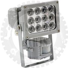 LED Bouwlamp met bewegingsmelder