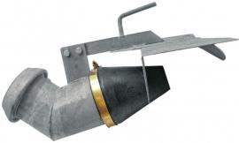Mengmestverdeler Ø 159 mm, V-deel, EXAKT (Perrot)