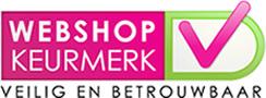 Keurmerk logo webshop