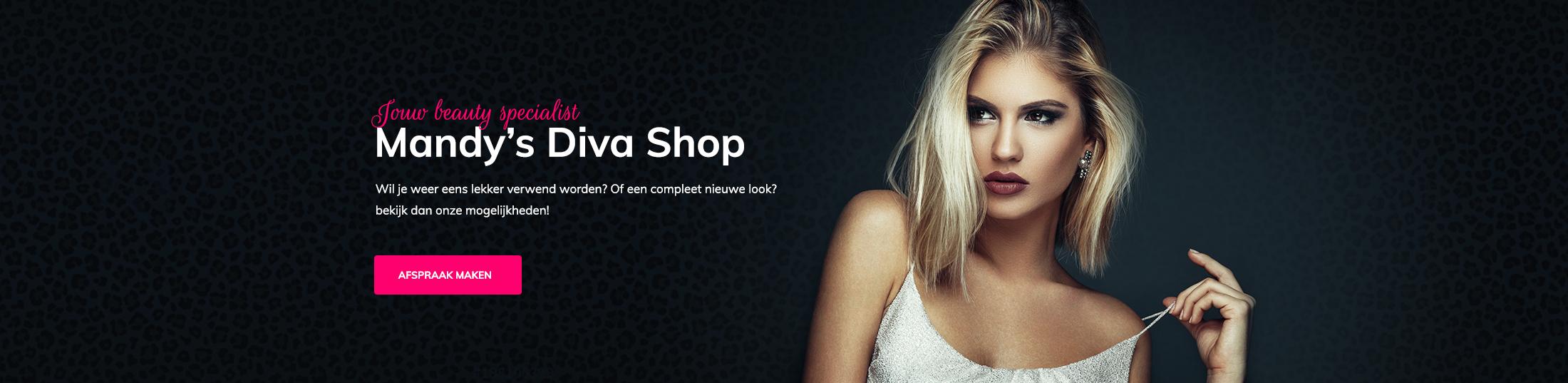 Mandy's Diva shop