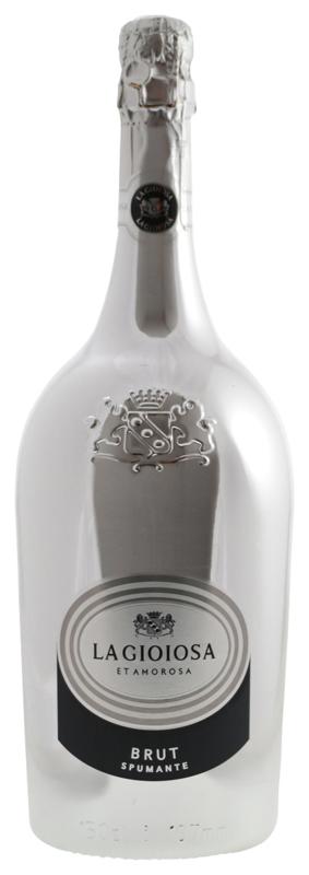 La Gioiosa Spumante brut magnum silver edition