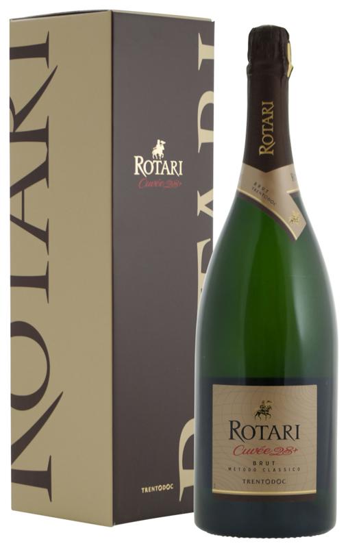 Rotari Cuvée 28+ (magnum in geschenkverpakking)