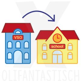 School | VSO (voorschoolse opvang)
