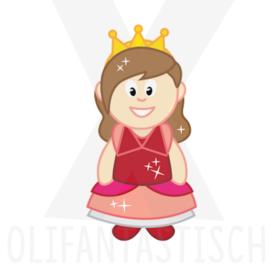 Diversen | Meisje prinses