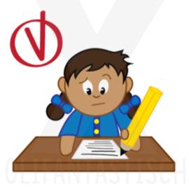 School | Toets / Examen