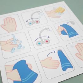 Handen wassen (handeling)