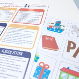 Praatjes met Plaatjes | Thema Sinterklaas