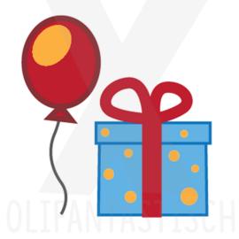 Feest | Verjaardag / Feestje