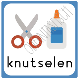 10 x 10 cm | Knutselen