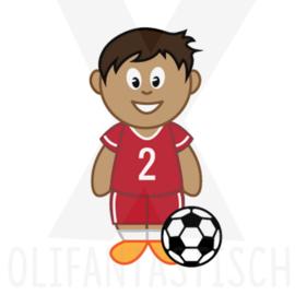 Sport | Voetbal (jongen)