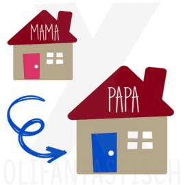 Familie | Van mama naar papa