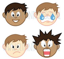 Emoties (jongen)