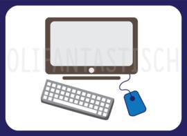 Magneet kiesbord   Computer