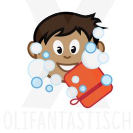Hygiëne | Gezicht wassen jongen