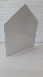 Magneetbord Huisje | wit