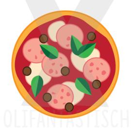Eten & Drinken | Pizza