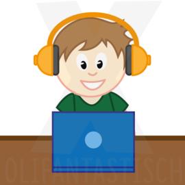 Media | Gamen / Teams / Huiswerk / Laptop