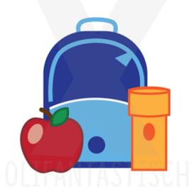 School | Schooltas