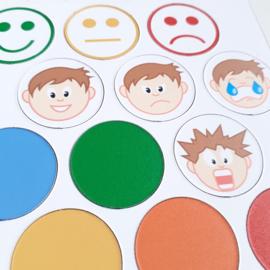 Emotie regulatie (bij autisme) j/m