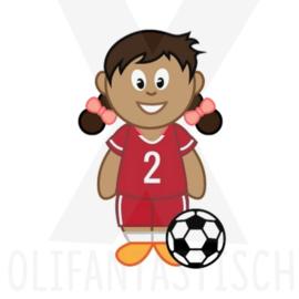 Sport | Voetbal (meisje)