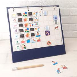 Planbord Map (portable planbord)