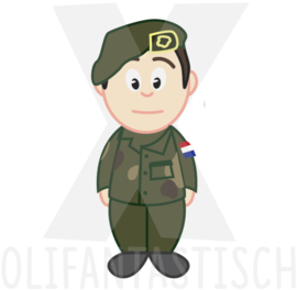Familie | Militair/Leger/Defensie (m)