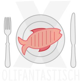 Eten & Drinken | Vis eten