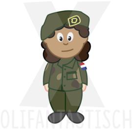 Familie | Militair/Leger/Defensie (v)