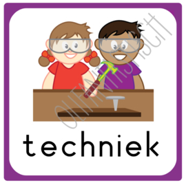 Techniek | Dagplanning school