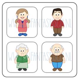 Magneetkaart | Ouders & Grootouders (1)