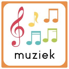 Muziek | Dagplanning school