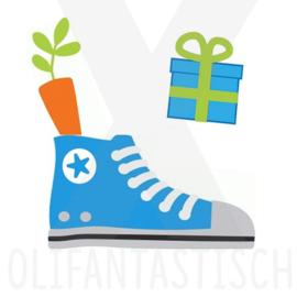 Feest | Sinterklaas schoen zetten