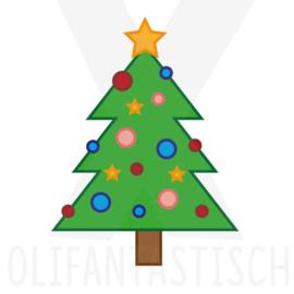 Feest | Kerstboom
