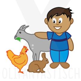 Er op uit | Kinderboerderij