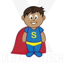 Diversen | Jongen superheld