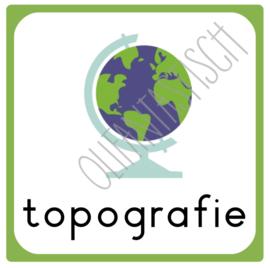Topografie | Dagplanning school