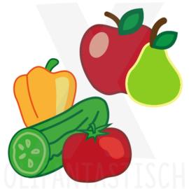 Eten & Drinken | Fruit & groentesnack