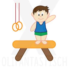 Sport | Gym / Turnen (jongen)